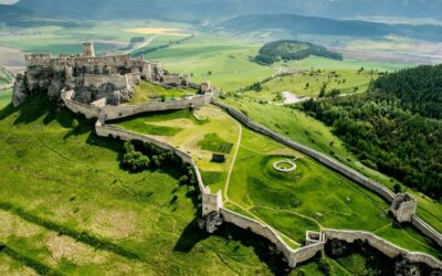 The secrets of Spiš Castle