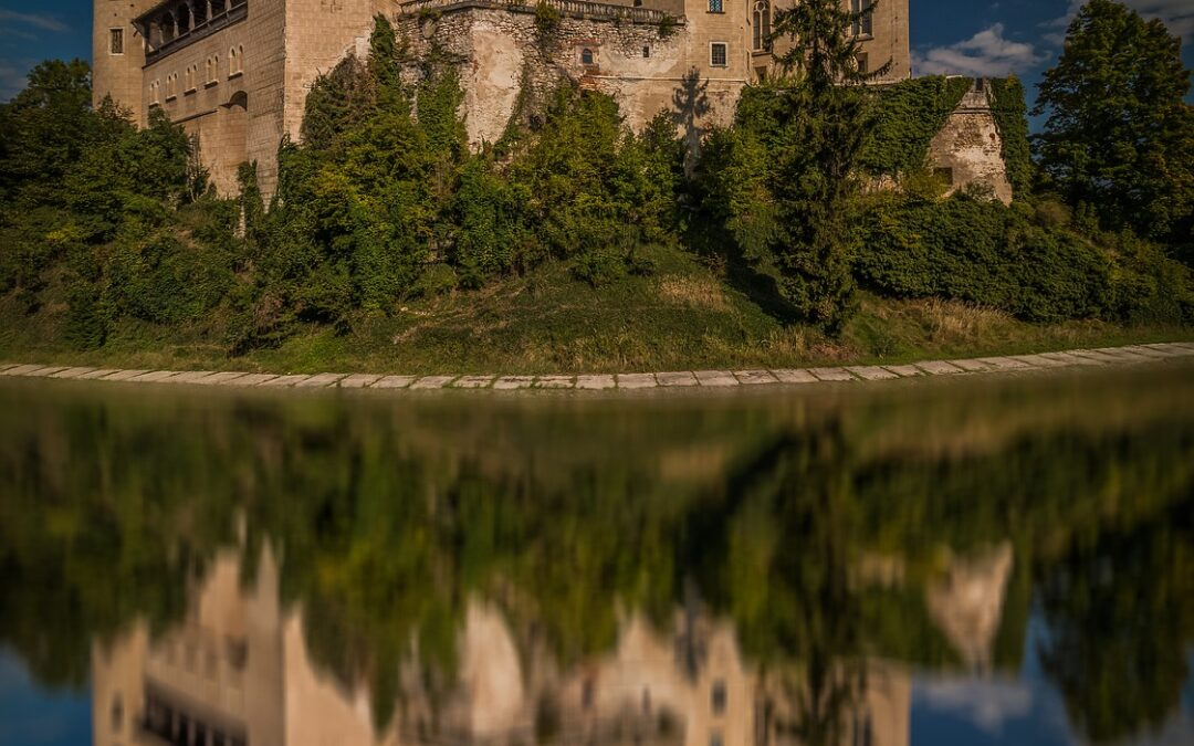 Bojnice Castle and the legend of the black lady