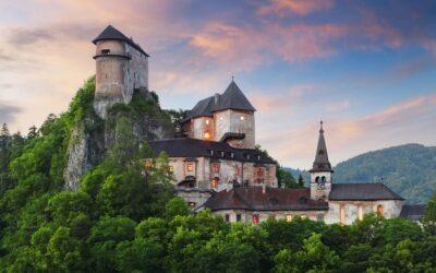Legend of Orava Castle