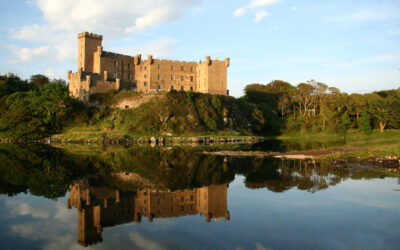 The Fairy Flag of Dunvegan Castle