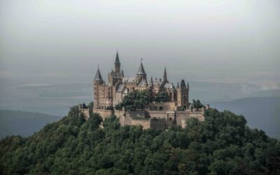 The Legend of the White Lady and the Hohenzollern Castle
